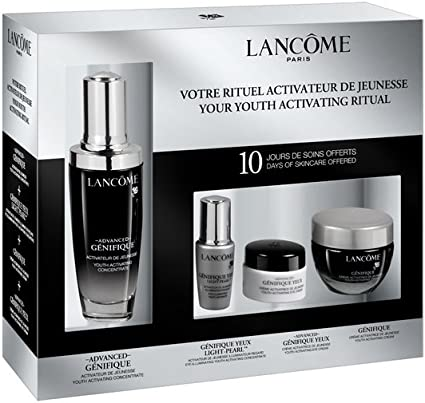 Lancôme - Estuche De Regalo Advanced Génifique: Amazon.es: Belleza