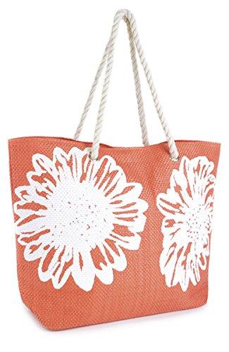 Cor Wht Flower Cor Handle Flower Bag Rope Wht wwrq1B