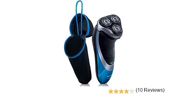 Philips - Afeitadora At89016, Recargable, Cuchillas, Cortapatillas ...