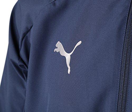 Om Capuche À Veste Bleu Hooded Marine Puma gqF4wxnfa