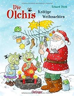 Die Olchis Das Adventskalenderbuch Amazon De Erhard Dietl