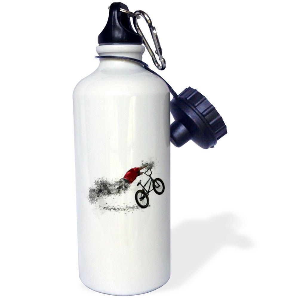 ローズWB 254114 _ 2 Blahクール面白い引用Saying Straw Water Bottle B07256G2HD
