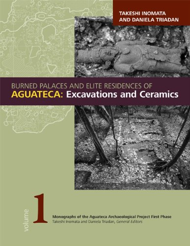Burned Palaces and Elite Residences of Aguateca: Excavations and Ceramics (Monographs of the Aguateca Archaeological Project First Phase)