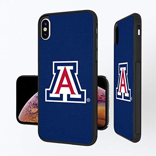 Keyscaper KBMPXM-UOFA-SOLID1 Arizona Wildcats iPhone Xs Max Bump Case with U of A Solid Design ()
