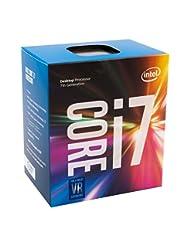 Intel Core i7-7700 Desktop Processor 8M Cache, 3.6GHz (Max Tu...