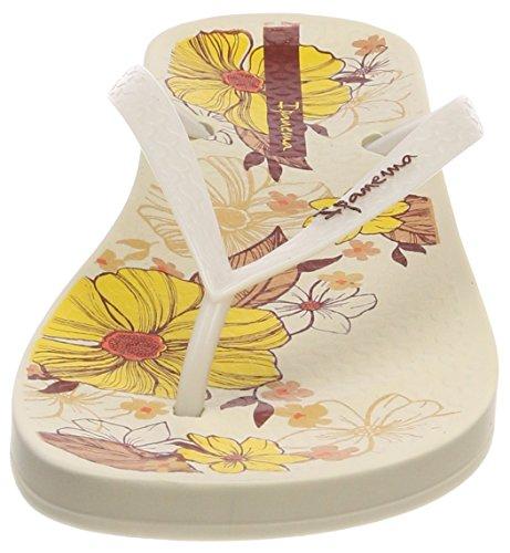 Fem Ipanema Vii Temas Mujer beige Multicolor Chanclas Para 8778 Anatomic FxqatwfT
