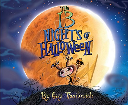 The 13 Nights of Halloween -