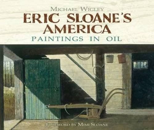 Eric Sloane's America: Paintings in Oil (Dover Fine Art, History of Art)