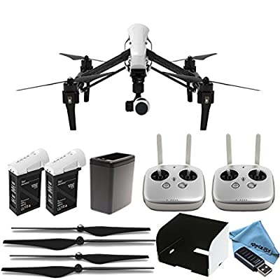 DJI Inspire 1 V2.0 Bundle with eDigitalUSA Ready To Fly Package