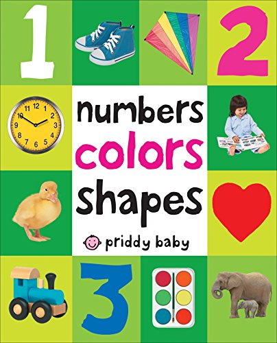 Numbers Colors Shapes (First (Best Book Of Colors)
