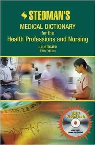 (Stedman'sMedical Dictionary For The Health Professions and Nursing: Indexed (STEDMAN'S CONCISE MEDICAL DICTIONARY))