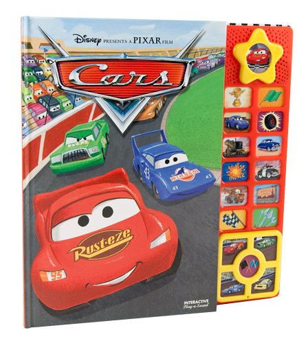 Read Online World of Cars Sound Book PDF