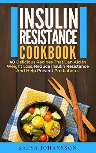 Insulin Resistance Cookbook Delicious Prediabetes ebook product image