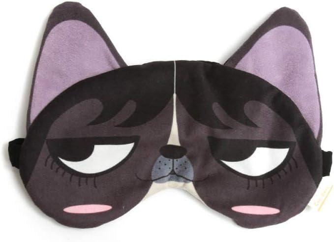 Necesidades diarias Anime de Dibujos Animados par Divertido sombreado Ojo máscara sueño de Verano Dormir algodón Estudiante Lindo Ojo máscara (Color : C): Amazon.es: Deportes y aire libre