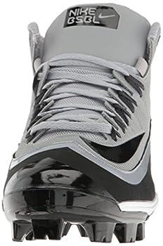 Nike Mens Huarache 2kfilth Pro Baseball Cleat Wolf Greyanthracitewhiteblack Size 8.5 M Us 3