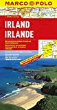 MARCO POLO Länderkarte Irland 1:300.000 (MARCO POLO Länderkarten)