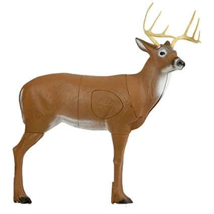 photo about Printable Deer Targets referred to as Delta McKenzie XL Notify Deer 3D Skilled Concentration