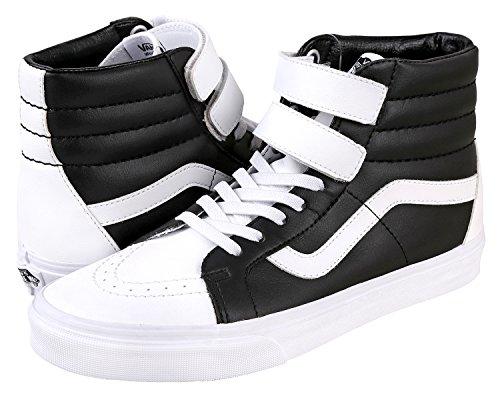 Bestelwagens Unisex Sk8-hi Heruitgave (classic Tuimel) Skate Schoen True Wit / Zwart