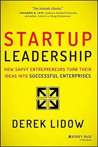 Startup Leadership Entrepreneurs Successful Enterprises