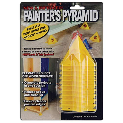 (Painter's Pyramid Stands, Yellow (KM1257))