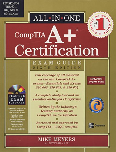 Comptia A+ Certification All-in-one Exam Guide 8th Edition Pdf