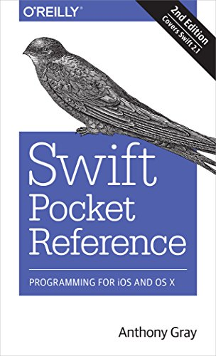 Swift Pocket Reference: Programming for iOS and OS X by O'Reilly Media