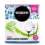 Ecozone Dishwasher Tablets Classic Al...