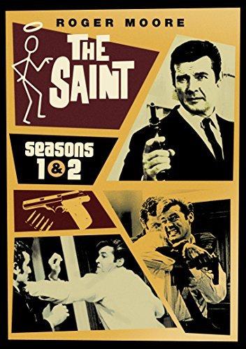 The Saint: Seasons 1 & 2 pdf epub