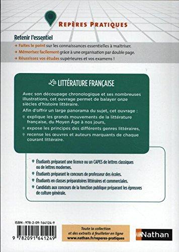 La Littérature Française (Repères Pratiques): Amazon.es: Vv.Aa: Libros en idiomas extranjeros