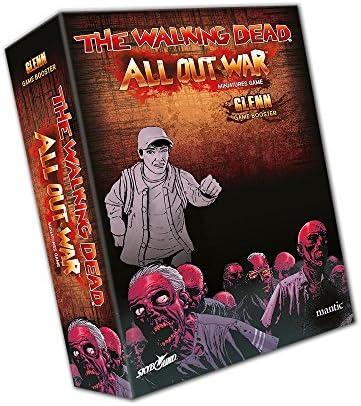 The Walking Dead - Booster Glenn: Amazon.es: Juguetes y juegos
