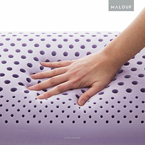 Z-ZONED-DOUGH-Memory-Foam-Pillow-Infused-with-Real-Lavender-Natural-Lavender-Oil-Aromatherapy-Pillow-Spray-Included
