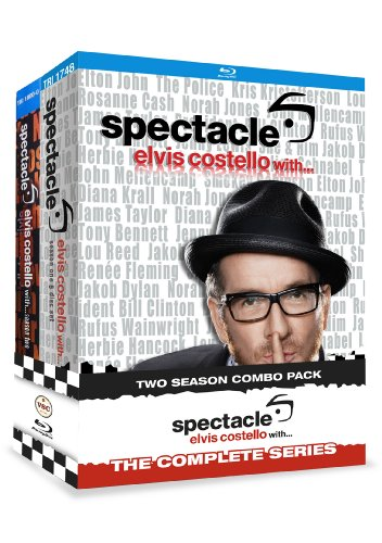 Costello, Elvis - Spectacle: Season 1&2 Box Set - Spectacles Blue Ray