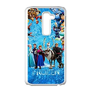 NICKER Frozen durable fashion Cell Phone Case for LG G2