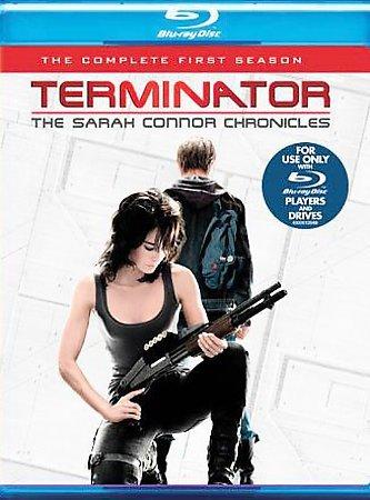 TERMINATOR-SARAH CONNOR CHRONICLES-1ST SEASON (BLU-RAY/3 DISC/WS/ENG-SUB) TERMINATOR-SARAH CONNOR C