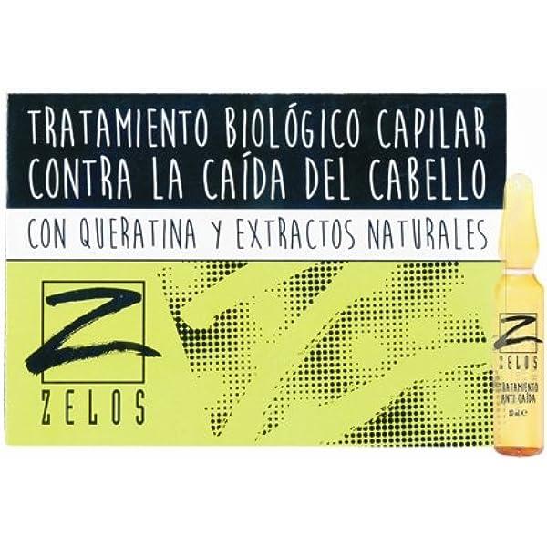 Placenta Vegetal Para La Pérdida Del Cabello - 12 ampollas x ...