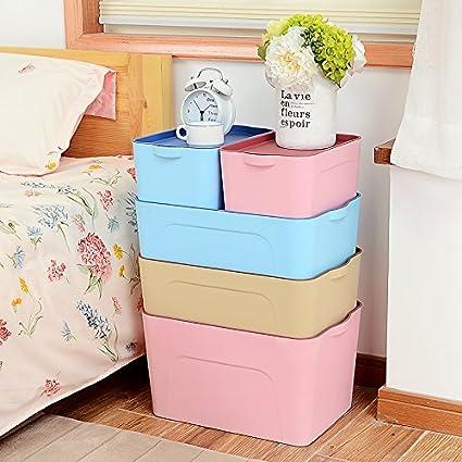 Admitir grueso cajón chasis cajas plásticas de empresas grandes, medianas, ropa, cosméticos caja