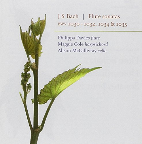 Johann Sebastian Bach: Flute Sonatas - Johann Sebastian Bach Flute