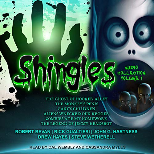 Price comparison product image Shingles Audio Collection Volume 1: Shingles Series,  Volume 1