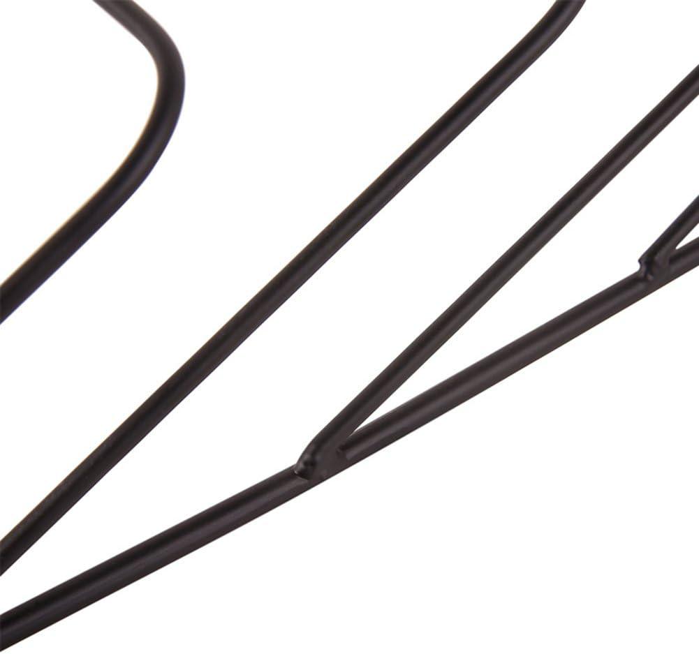 8x3x24 XXYSCLK Simple Multicapa El Hierro Revistero De Pared para Sala De Estar,Estante De Peri/ódico Marco De Peri/ódico Revista Colgante Revistero-A 20x8x60cm