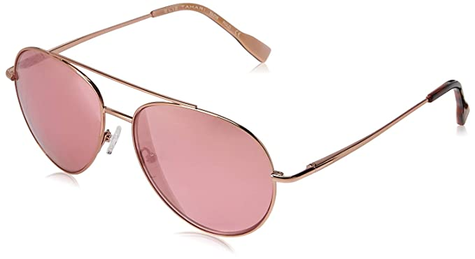 36afd445e1 Image Unavailable. Image not available for. Color  Elie Tahari Women s  El238 Rgld Aviator Sunglasses
