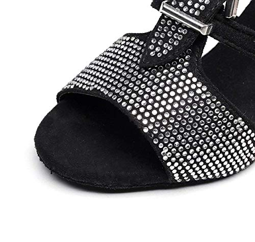 samba Salsa moderne À De Femme Talons Yingsssq Latine Jazz tango Pour Hauts Chaussures Danse chaussures chacha wzn5wOxY