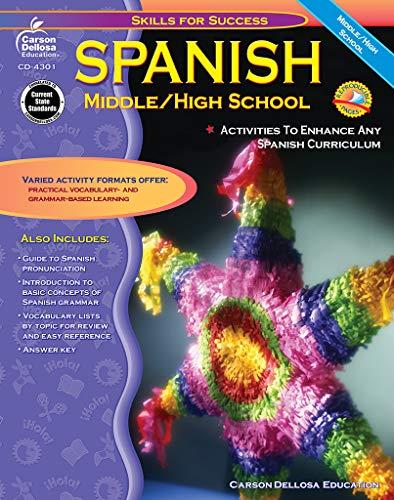 Spanish: Middle / High School (Skills for Success) - Intermediate Literature Unit