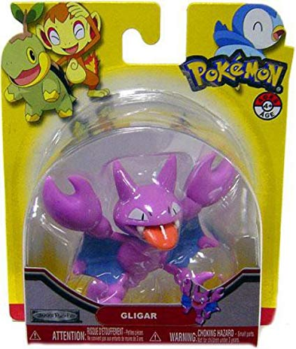 Pokemon Diamond and Pearl Basic Figure Series 12 Gligar [Toy]