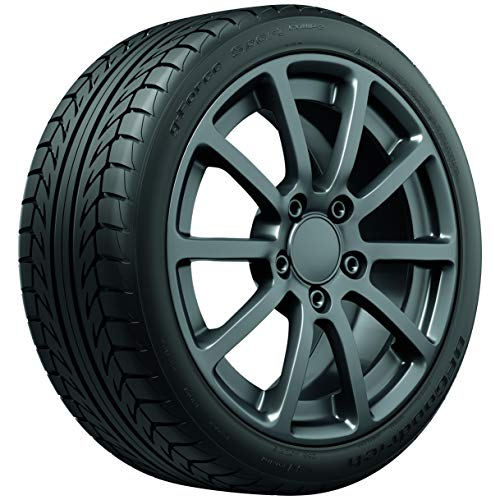BFGoodrich g-Force Sport COMP-2 Radial Tire - 195/55R15  85V SL (Best Tires For 2008 Honda Fit Sport)
