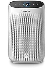 Philips luftrenare Connected AC1214/10 (för allergiker, upp till 63 m², CADR 270 m²/h, allergiläge) med appstyrning