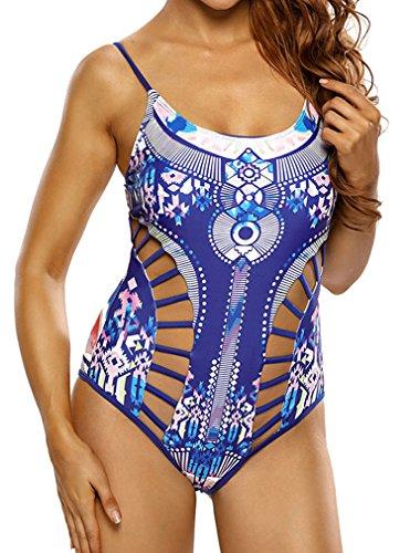 Dr Beauty Bandage Monokini Swimsuit Swimwear
