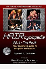 Haircyclopedia Vol. 2 - The Vault (Volume 2) Paperback