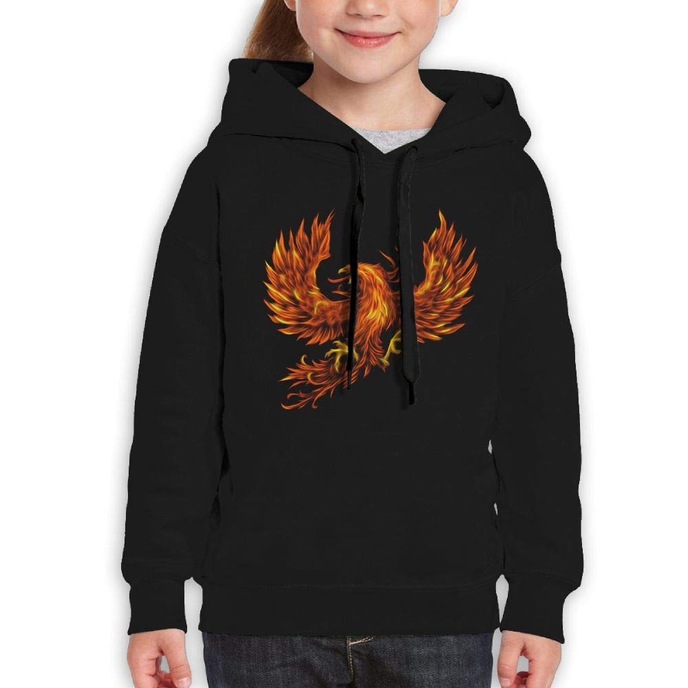 Yishuo Youth Limited Edition Funny Travel Hoodie L Black