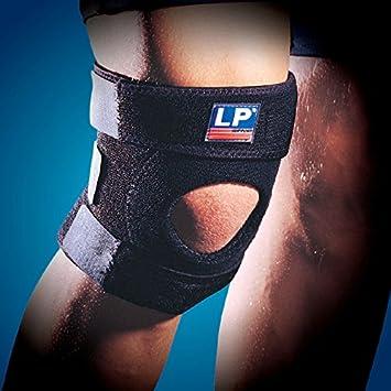 open lp amazoncom lp 788ca extreme open patella knee support pad coolmax
