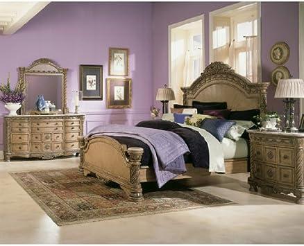 Amazon Com Ashley Furniture South Shore Panel Bedroom Set Furniture Decor